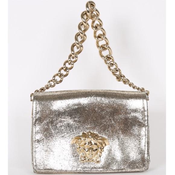 Versace Bags   Medusa Palazzo Bag   Poshmark 5703963e19